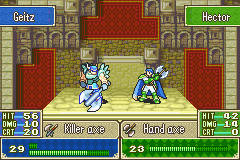 Fire Emblem - Axe user VS. Axe user   - User Screenshot